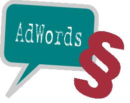 Google AdWords für Anwälte und Steuerberater