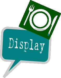 Display Marketing für Gastronomie
