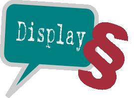 Display Marketing für Anwälte und Steuerberater