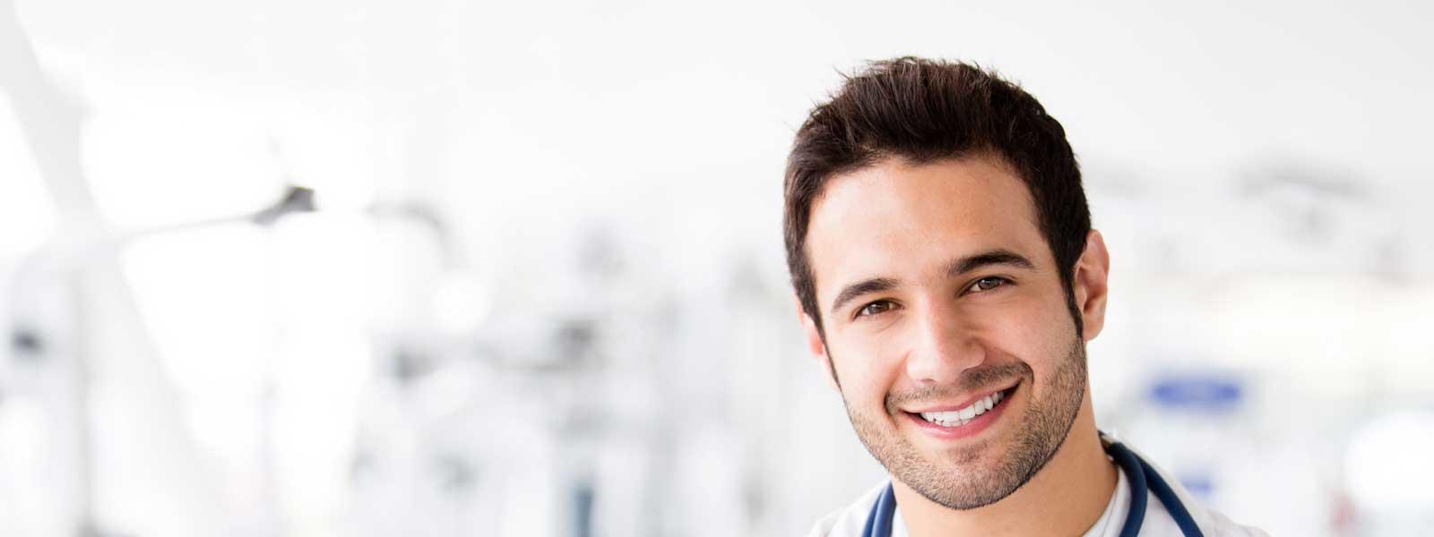 Webseiten für Mediziner