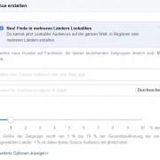 Teil 2 Facebook Marketing, um die gewünschte Zielgruppe zu erreichen